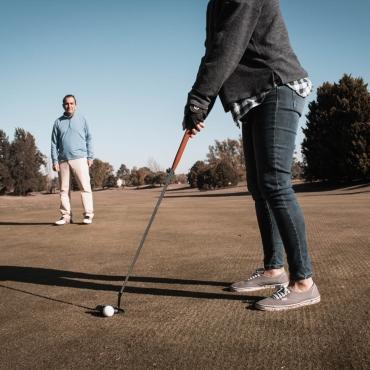 ¿Por qué el Golf y no otro deporte?